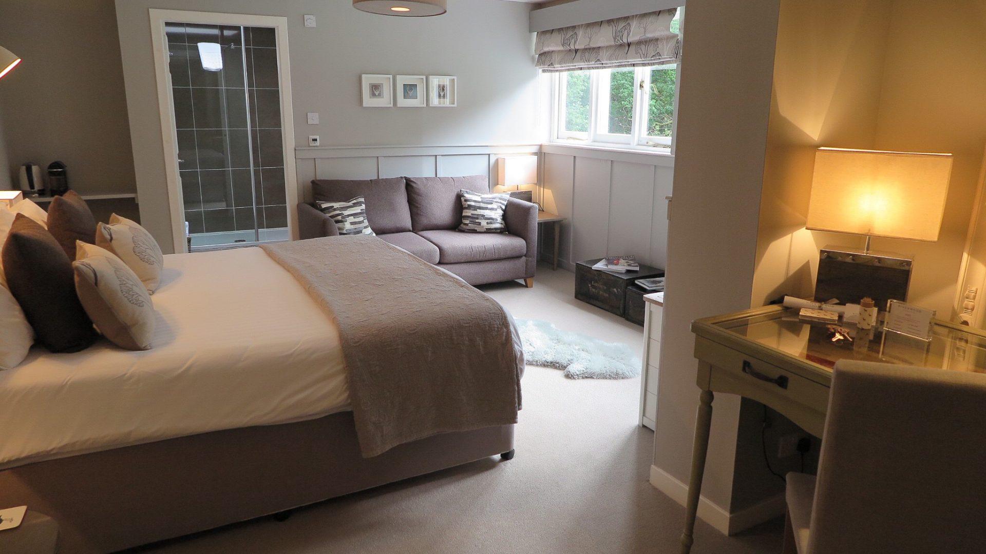 Riverwood Strathtay country house - luxury B&B accommodation